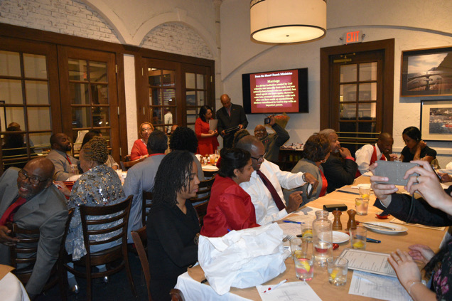 Marriage Enrichment at From the Heart Church Ministries of Charlotte