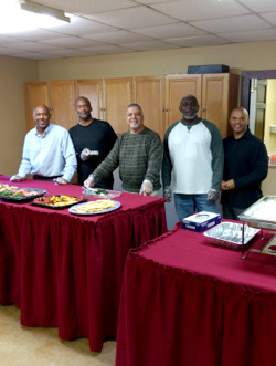 Mens Fellowship at From the Heart Church Ministries of Charlotte