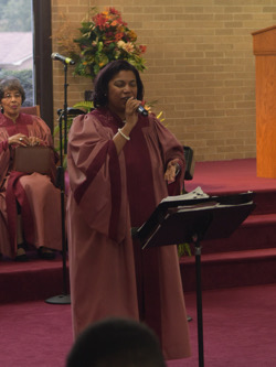Music at From the Heart Church Ministries of Charlotte