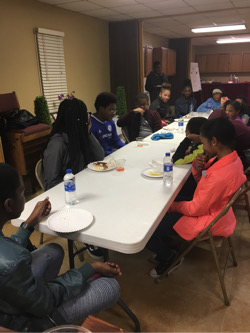 YAPP at From the Heart Church Ministries of Charlotte
