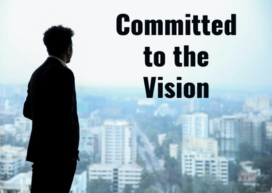 Sermon Series Committed to the Vision - From the Heart Church Ministries of Charlotte